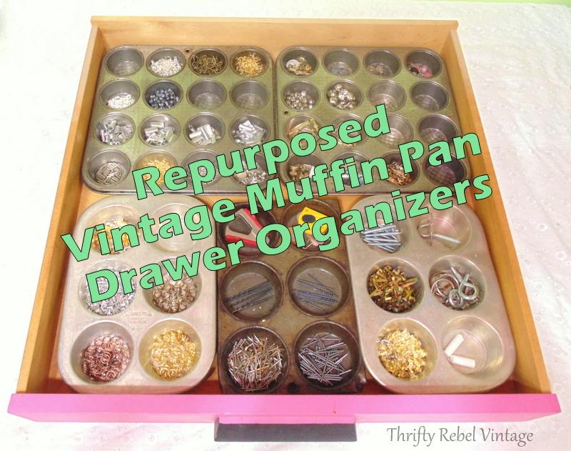 repurposed muffin pans