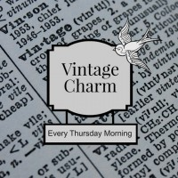 Vintage Charm #26 and March Feature of the Month
