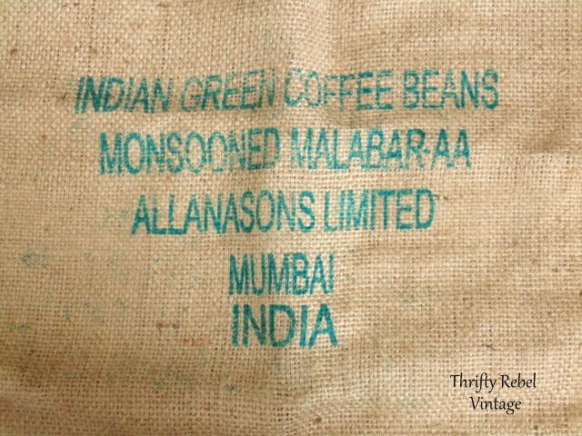 Coffee beans bag 2