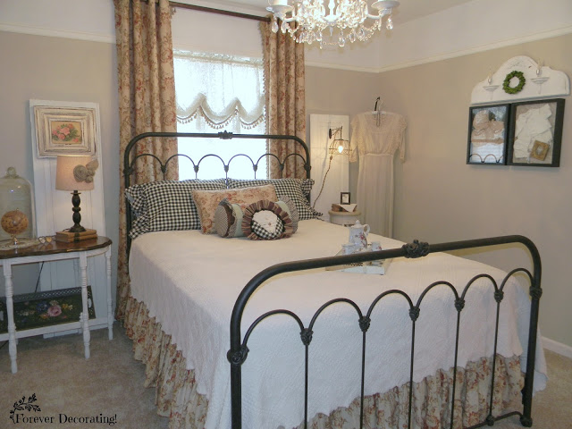Forever Decorating Guest Bedroom