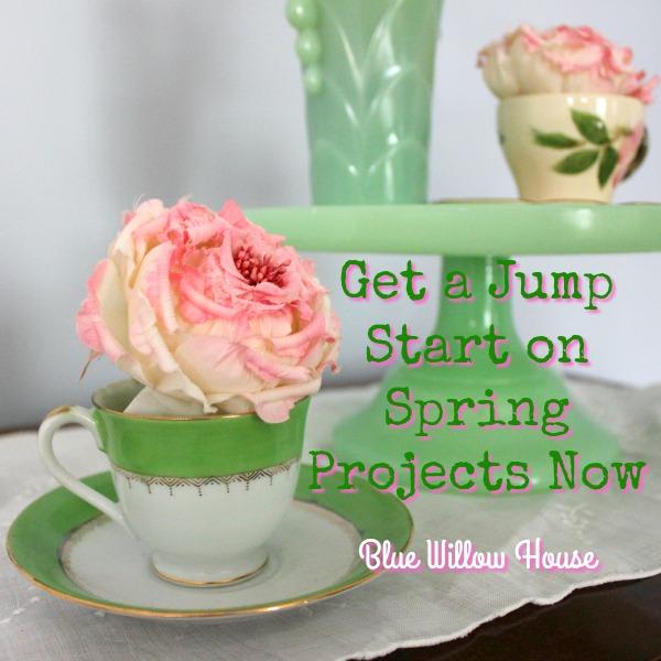 Jumpstart Spring title