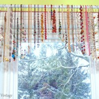 Funky Necklace Storage and a Realization