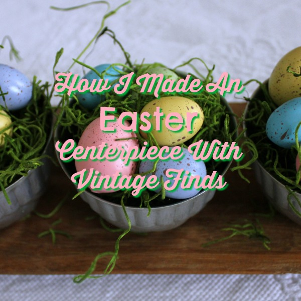 Easter Centerpiece title