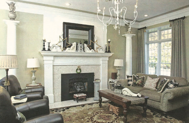 Living Room at Forever Decorating