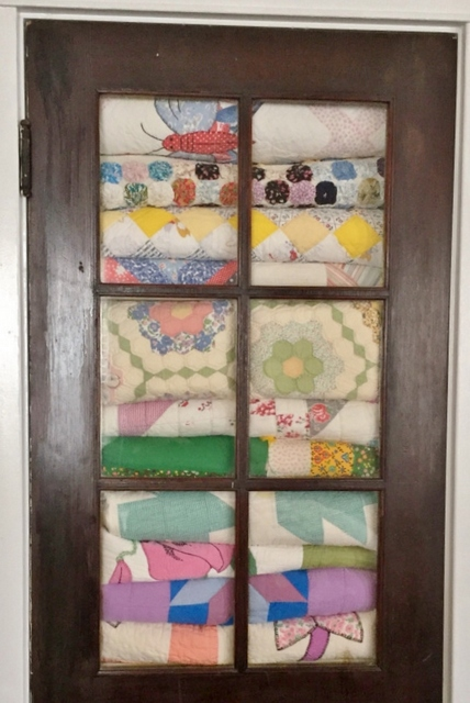 Vintage Quilts at A Day of Small Things Blog Diana's #20