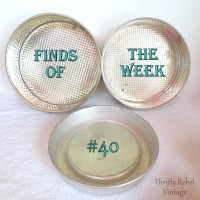 Finds of the Week #40