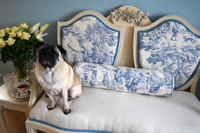french style sofa diy