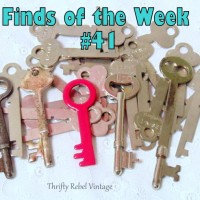 Finds of the Week #41: One Dollar Treasures