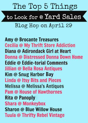 Corrected Yard Sale Blog Hop 300