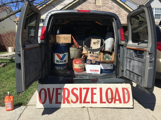 Junk Haul from Melissa's Antiques #25