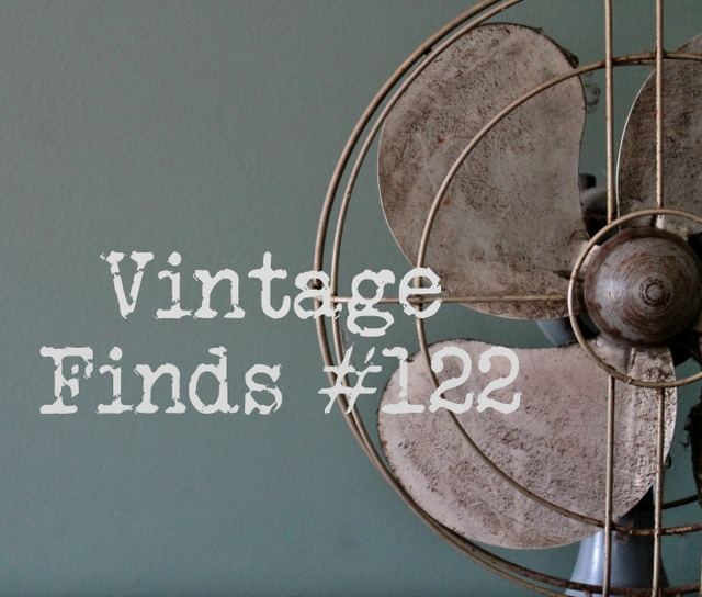 Vintage Finds #122 Diana's Feature