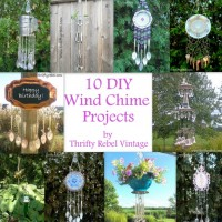 10 DIY Wind Chime Projects