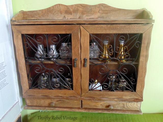 vintage wooden spice rack - Spice Rack Makeover - Thrifty Rebel Vintage