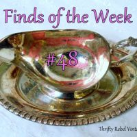 Finds of the Week #48: More Metallic Love