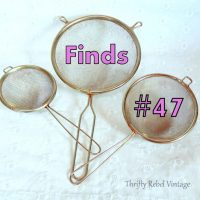 Finds of the Week #47