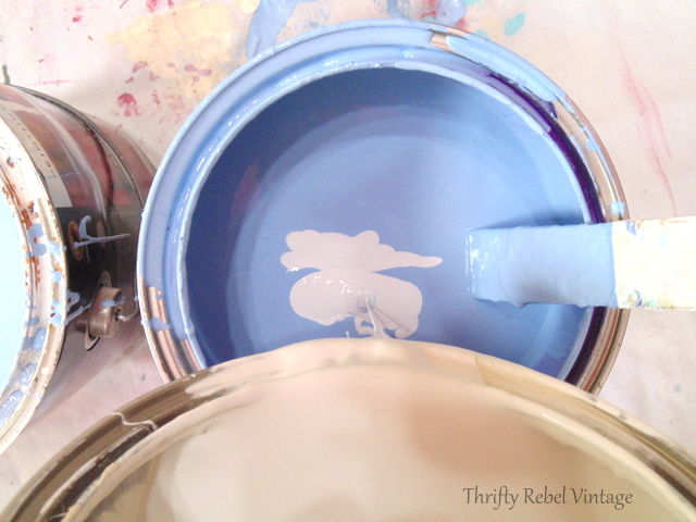 how to lighten paint to create your own color