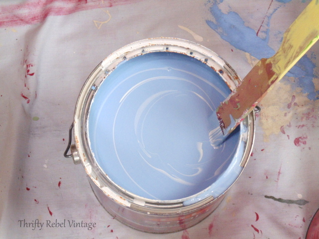 mixing your own custom paint colors