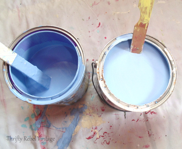 how to mix your own paint