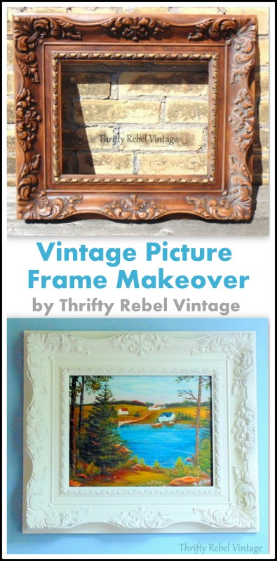 white picture frame collage