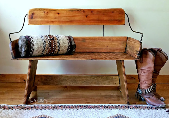 horse carriage bench seat makeover / Redo It Yourself Inspirations Feature