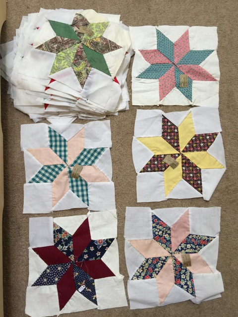 Melissa's quilt squares