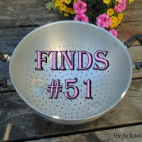 Finds of the Week #51