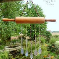Repurposed Rolling Pin