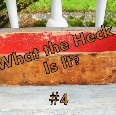 What the Heck Is It? #4