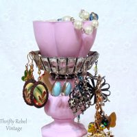 From Candle Holder to Jewelry Holder