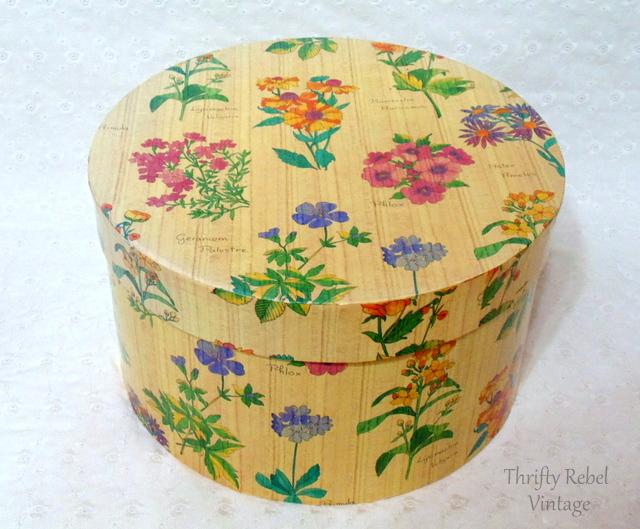 stacking hat box set