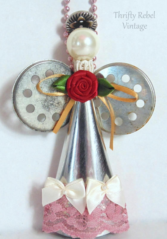 cream-horn-angel-ornament-93