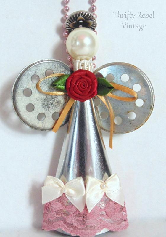 cream-horn-angel-ornament-93