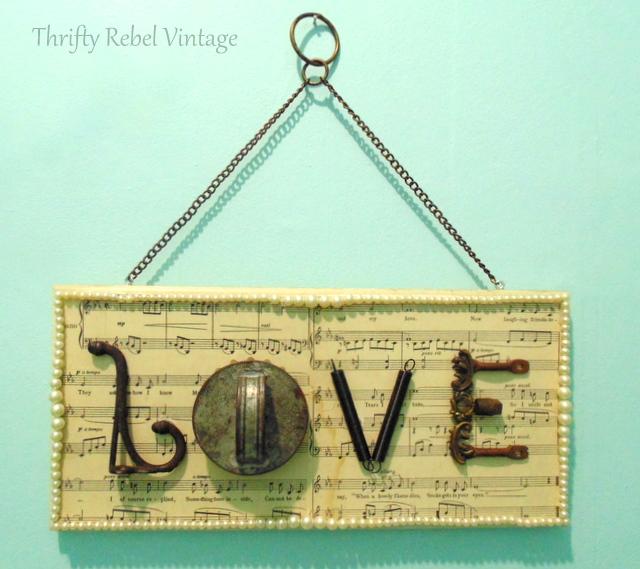 junk love sign