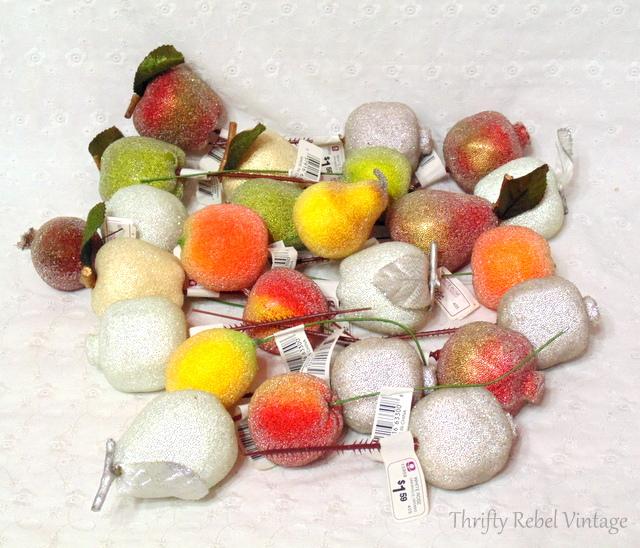 vintage fruit picks