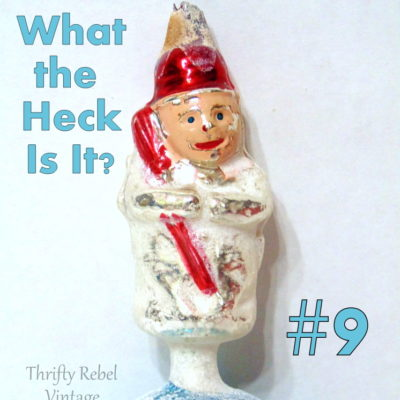 What the Heck Is It? #9: Mystery Christmas Item