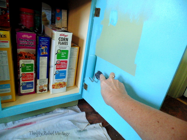 tips and tricks for painting kitchen cupboards