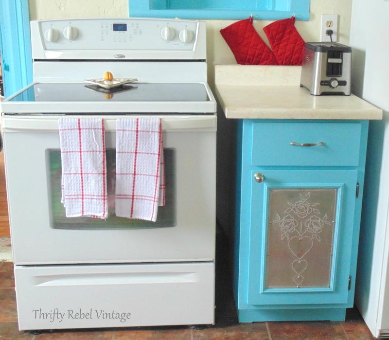 Etonnant Painting Kitchen Cupboards Happy