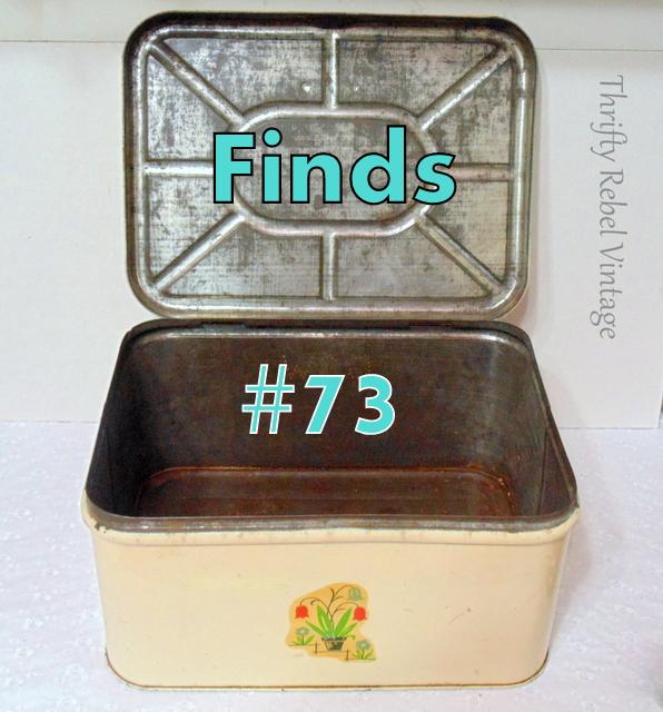 vintage GSW tin