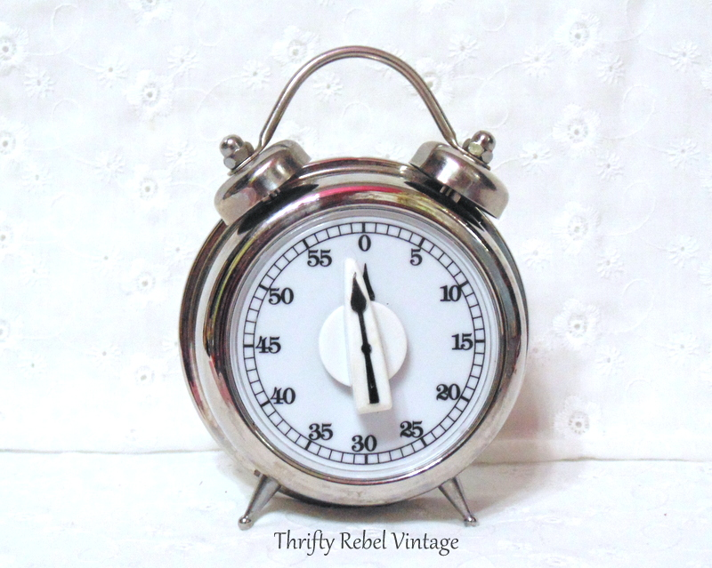kitchen timer makeover
