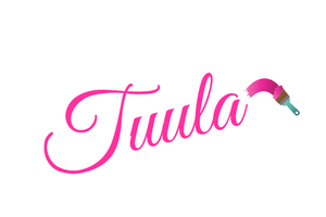 Tuula from Thrifty Rebel Vintage signature