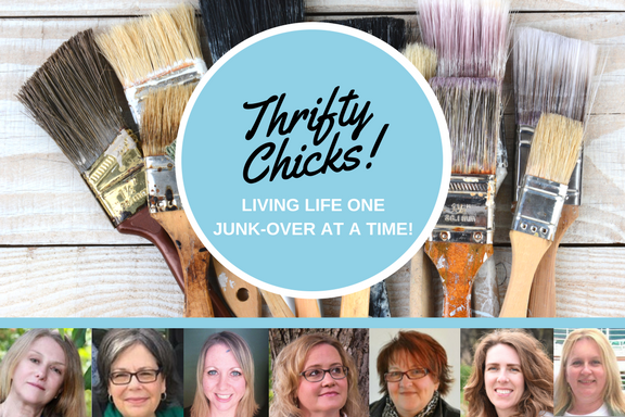 Thrifty Chicks Monthly Project Challenge