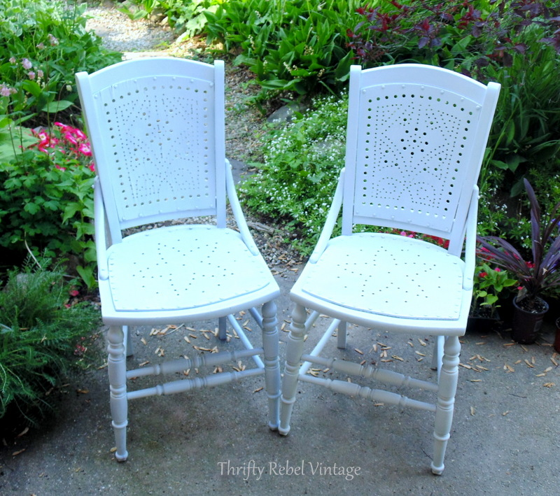how to give an old chair a new life