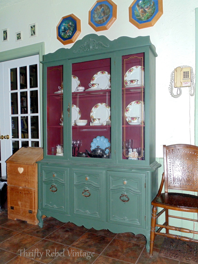 Kitchen Makeover: Befores and Afters