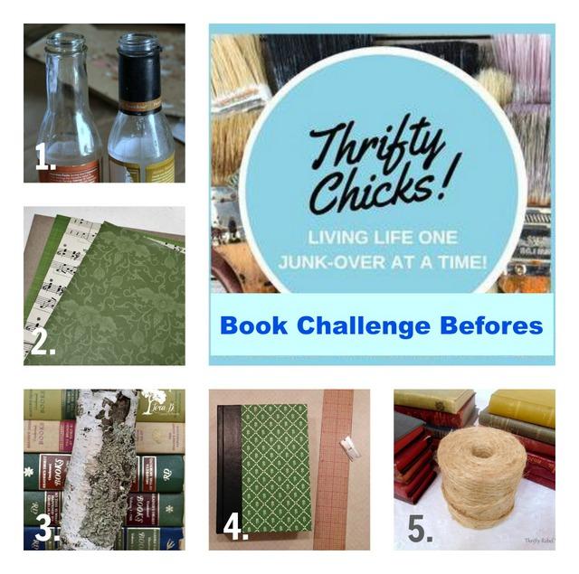 Thrifty Chicks Book Challenge