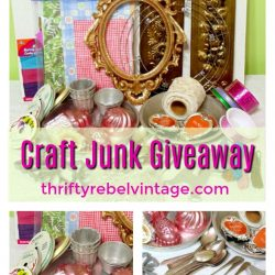 Craft Junk Giveaway – January 2018