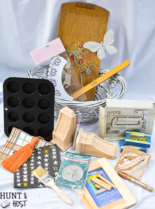 Craft Supply Giveaway January 2018 Hunt & Host