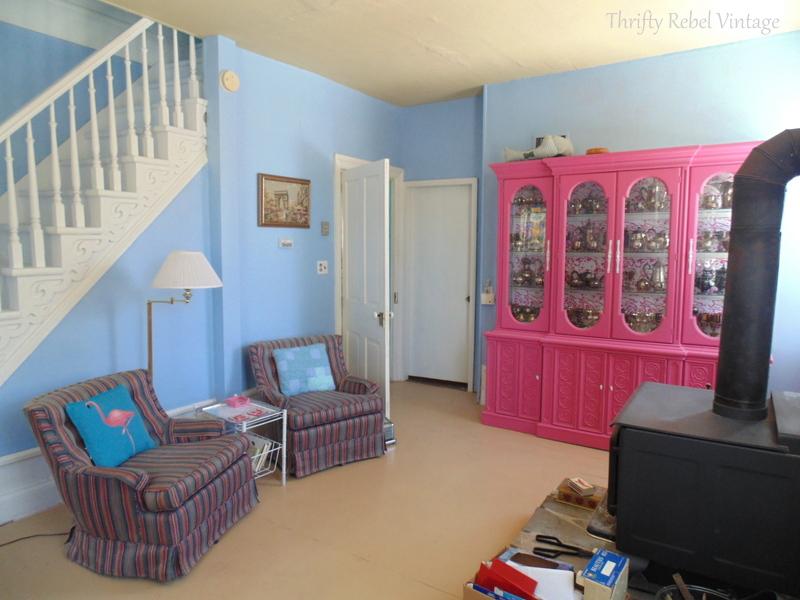 living room blue before 4