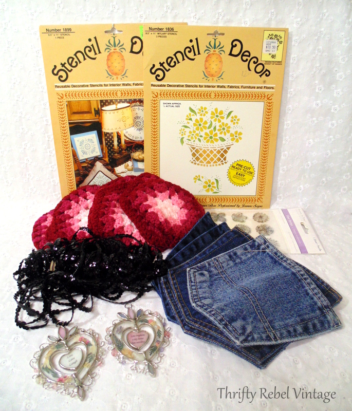 Craft supplies for Craft Junk Giveaway October 2018