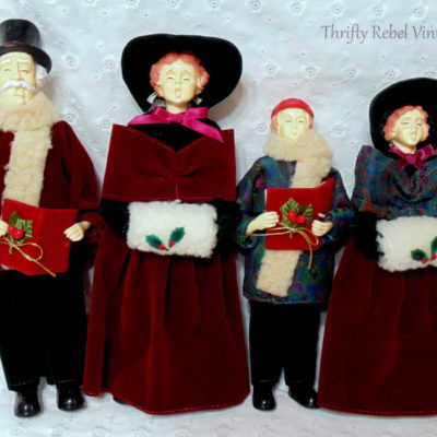 Fabulous Finds Friday: Carolling Doll Family Giveaway
