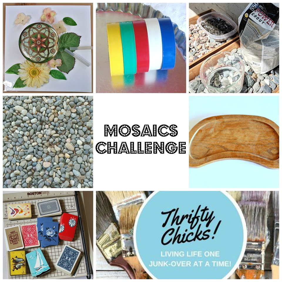 Thrifty Chicks Mosaic Project Challenge
